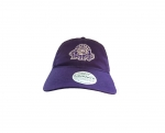 IceHogs Womens Relaxed Twill Adjustable Purple