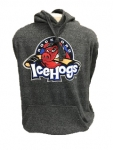 Primary Logo Hoodie Charcoal Heather