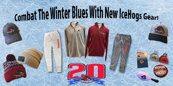 Official Online Store Of The Rockford Icehogs